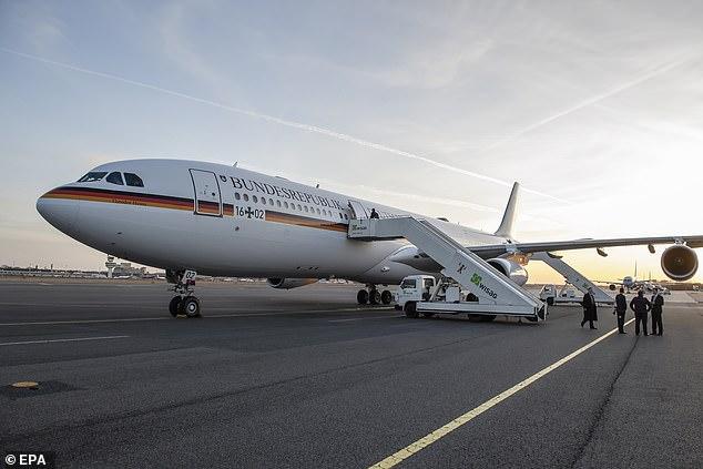 Φιάσκο : Νέα βλάβη σε κυβερνητικό αεροσκάφος της Γερμανίας | tovima.gr