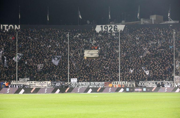 Πειθαρχική Super League : Πρόστιμο στον ΠΑΟΚ για το ντέρμπι με τον Άρη | tovima.gr