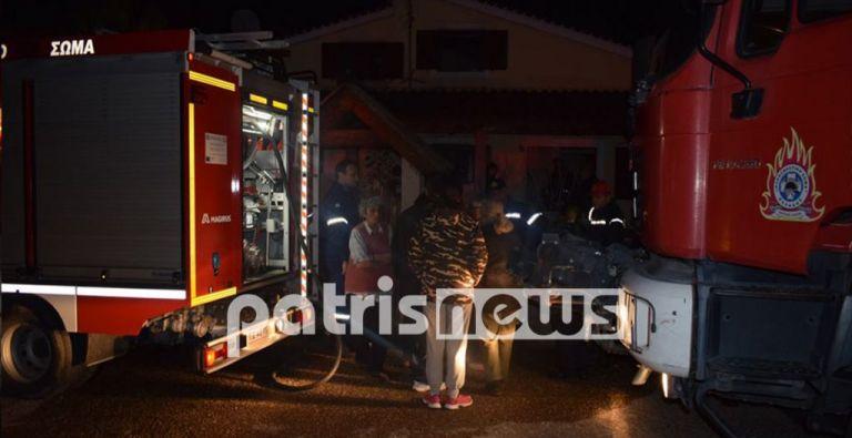 Τραγωδία στον Πύργο: 65χρονος πυρπολήθηκε μέσα στο σπίτι του | tovima.gr