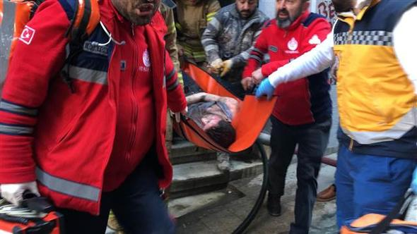 Κωνσταντινούπολη : Πυρκαγιά σε κτίριο – 4 νεκροί | tovima.gr