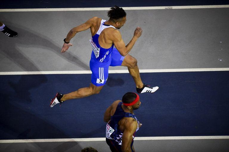 Δουβαλίδης: «Είναι σημαντικό που θα τρέξω για τρίτη φορά σε τελικό» | tovima.gr
