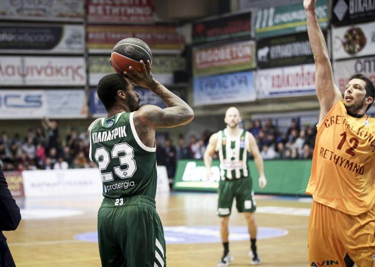 Ο Κιλπάτρικ «καθάρισε» για τον Παναθηναϊκό | tovima.gr