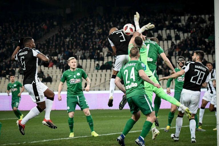 Βαρούχας: «Φάουλ το πρώτο γκολ του ΠΑΟΚ» | tovima.gr