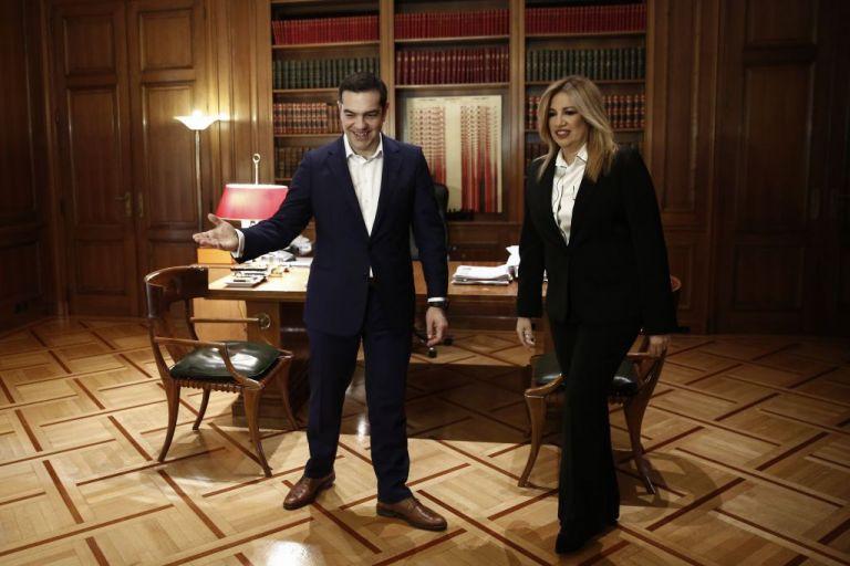 Ο Αλέξης επιμένει στο ρεσάλτο στην Κεντροαριστερά, η Φώφη κηρύσσει πόλεμο | tovima.gr