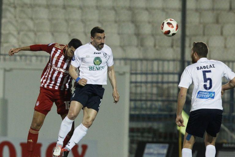 Αυτογκόλ του Στάθη και 1-0 ο Ολυμπιακός (vid) | tovima.gr