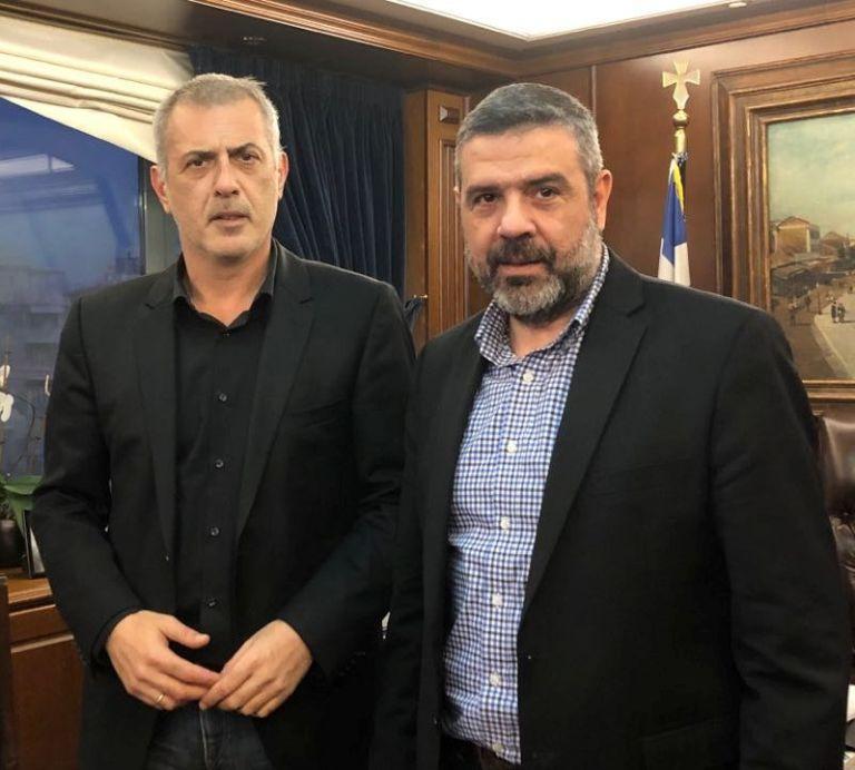 Ο Μύρων Σπιθάκης υποψήφιος Δημοτικός Σύμβουλος με τον Γιάννη Μώραλη | tovima.gr