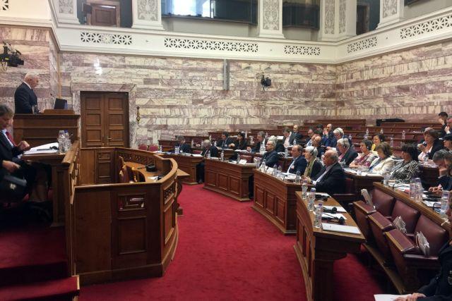 Βουλή: Τούρκος βουλευτής απειλεί – Η Τουρκία είναι η τελευταία πλευρά που έχει το φταίξιμο με την Κύπρο | tovima.gr