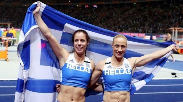 Κυριακοπούλου: «Θέλω να αφιερώσω το μετάλλιο στην κόρη μου» | tovima.gr