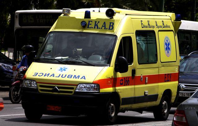 Γυναίκα έπεσε από μπαλκόνι στο Παγκράτι | tovima.gr
