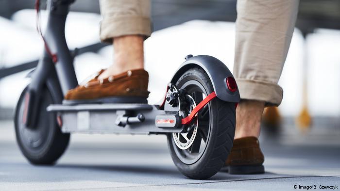 Tα e-scooter κατακτούν την Ευρώπη | tovima.gr