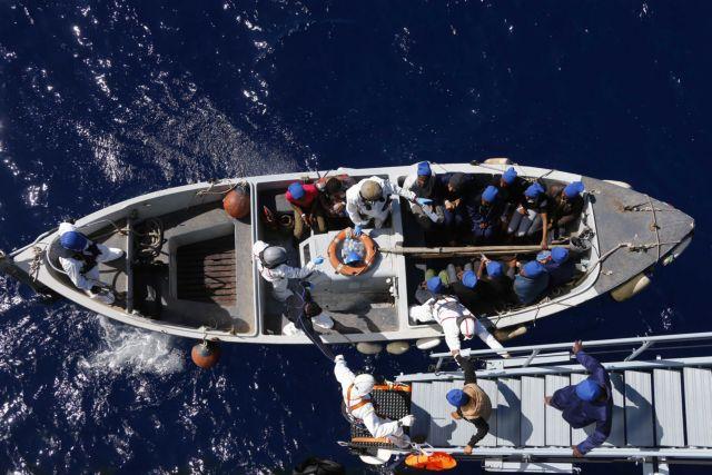 Εντοπίστηκε η βάρκα με τους μετανάστες βορειοδυτικά της Σάμου | tovima.gr