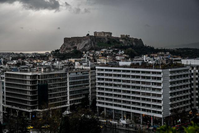 Προσωρινό «φρένο» στις οικοδομικές άδειες γύρω από την Ακρόπολη | tovima.gr