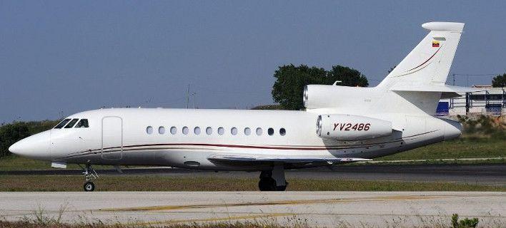 ΥΠΑ: Ο υπουργός Εξωτερικών του Μαδούρο ήταν στο αεροσκάφος της Βενεζουέλας | tovima.gr