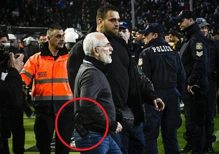 Αύριο η δίκη του οπλοφόρου Ιβάν Σαββίδη | tovima.gr