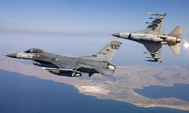 Τουρκία: Βγάζει στη Μεσόγειο πλοία και F-16 για τη «Γαλάζια Πατρίδα» | tovima.gr