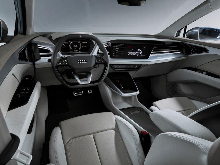 Audi Q4 e-tron concept Επαναστάτης με αιτία | tovima.gr