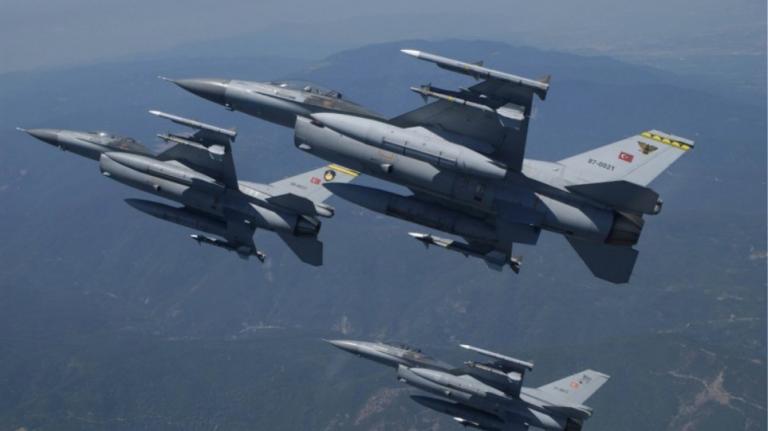 Μπαράζ 51 παραβιάσεων στο Αιγαίο από τουρκικά αεροσκάφη | tovima.gr