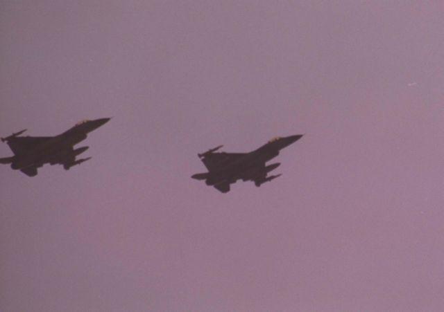 Ζευγάρι τουρκικών F-16 ανατολικά της Αμοργού | tovima.gr