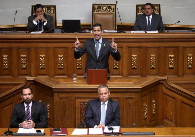 Βενεζουέλα: Τον δικό του γερμανό πρέσβη ζήτησε να διαπιστεύσει ο Γκουαϊδό | tovima.gr