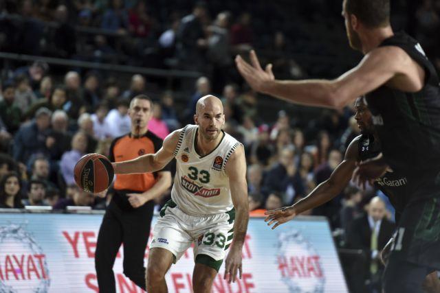 Ξεμπούκωσε ο Παναθηναϊκός, 3η σερί νίκη και αντεπίθεση για πλέι οφ | tovima.gr