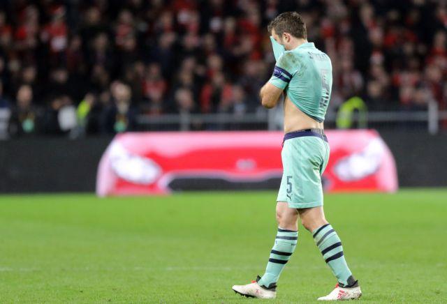 Europa League : Ζόρια για Άρσεναλ, μία ανάσα από τους «8» η Βιγιαρεάλ | tovima.gr