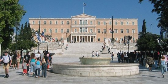 Σύνταγμα: Κυκλοφοριακές ρυθμίσεις την Κυριακή λόγω κινηματογραφικών γυρισμάτων   tovima.gr