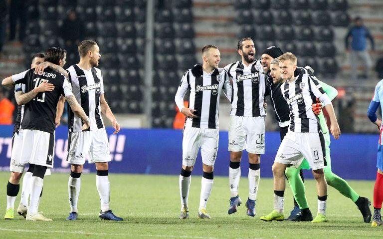 ΠΑΟΚ: Το πρωτάθλημα έρχεται στην Τούμπα και λόγω της άμυνας   tovima.gr