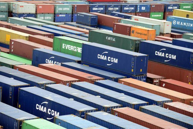 ΕΛΣΤΑΤ: Μειώση κατά 1,5  οι εξαγωγές τον Ιανουάριο 2019 | tovima.gr