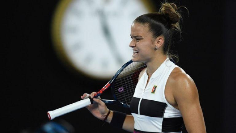 Indian Wells : Αποκλείστηκε στον πρώτο γύρο η Μαρία Σάκκαρη | tovima.gr