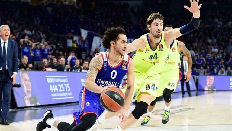 MVP της 25ης αγωνιστικής ο «σαρωτικός» Λάρκιν! | tovima.gr