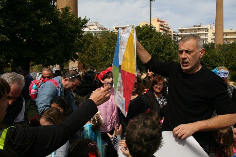 Κέφι και παιδικά χαμόγελα στις αποκριάτικες εκδηλώσεις του Δήμου Πειραιά | tovima.gr