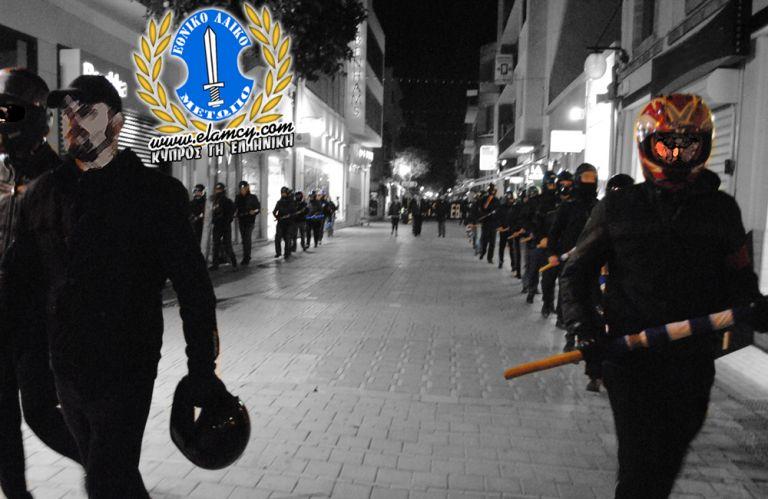 Κορυφαλαία στελέχη της κυπριακής Χρυσής Αυγής δεν έχουν πάει στρατό | tovima.gr