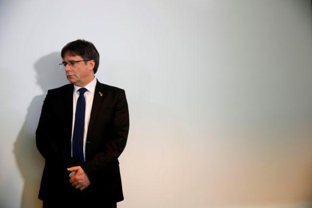 Επικεφαλής του αυτονομιστικού καταλανικού κόμματος στις ευρωεκλογές ο Πουτζδεμόντ | tovima.gr