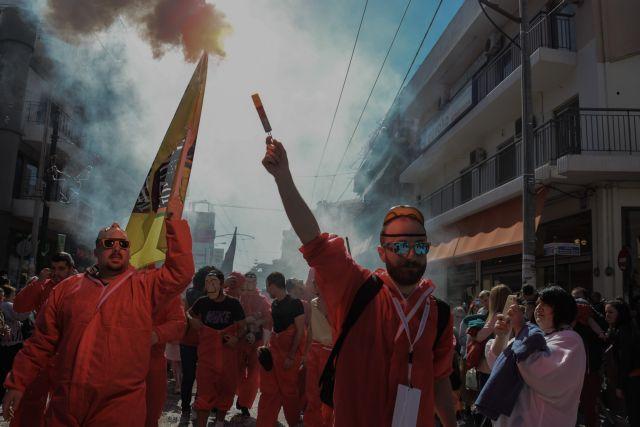 Τρελό καρναβάλι στο Ρέθυμνο: Διακομίστηκαν 31 σε κατάσταση μέθης | tovima.gr