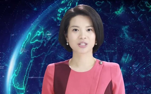 Η πρώτη ρομποτική τηλεπαρουσιάστρια είναι γεγονός | tovima.gr
