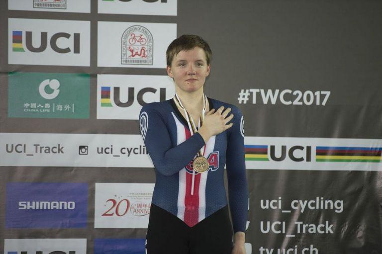 Πέθανε στα 23 της η παγκόσμια πρωταθλήτρια στην ποδηλασία | tovima.gr