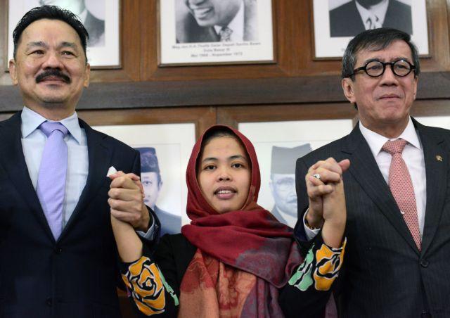 Ελεύθερη η Ινδονήσια για τη δολοφονία του αδερφού του Κιμ Γιονγκ Ουν | tovima.gr