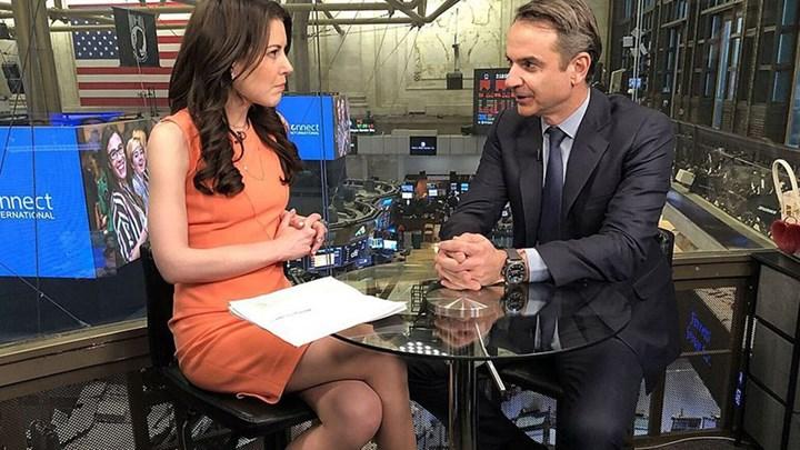 Μητσοτάκης στο CNN: Επενδυτική έκπληξη η Ελλάδα σε τρία χρόνια | tovima.gr