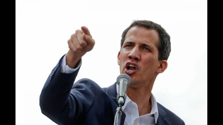 Βενεζουέλα: Εισαγγελική έρευνα για τυχόν εμπλοκή Γκουϊαδό στο μπλακ άουτ | tovima.gr