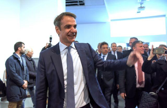 Μητσοτάκης σε Βέμπερ: Οι γραβάτες στην Ελλάδα έχουν πολιτικό συμβολισμό | tovima.gr