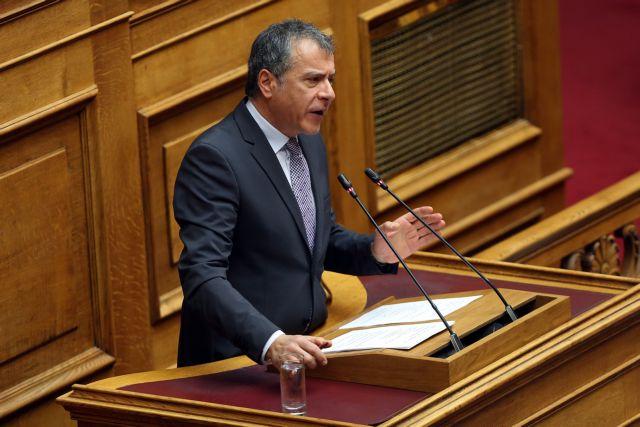 Θεοδωράκης για Checkpoint: Καμία ανοχή σε αυτούς που δεν δέχονται τα ατομικά δικαιώματα | tovima.gr