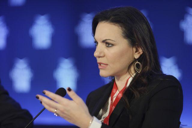 Κεφαλογιάννη: Ποιους θέλει να καλύψει η κ. Ζορμπά για τον «Δρομέα»   tovima.gr