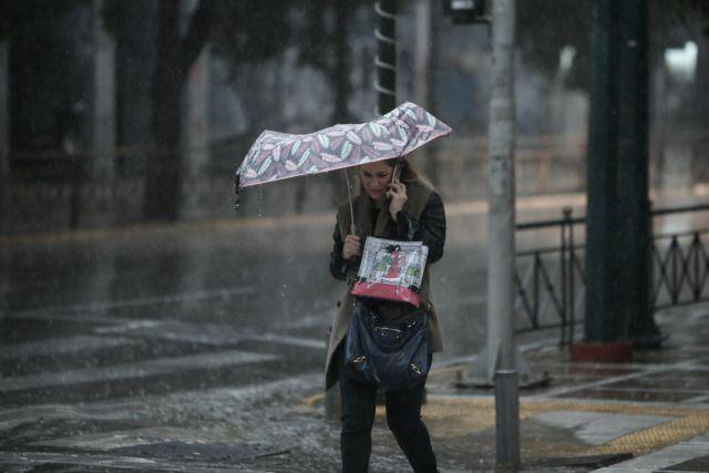 Κακοκαιρία: Βροχές, καταιγίδες και χιόνια τις επόμενες ώρες | tovima.gr