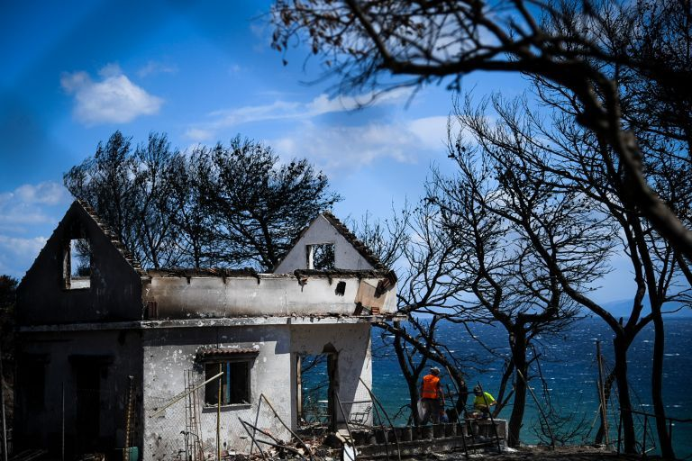 Μάτι : Ιδιο με το περσινό το νέο σχέδιο για την αντιμετώπιση πυρκαγιών παρά τους 100 νεκρούς | tovima.gr