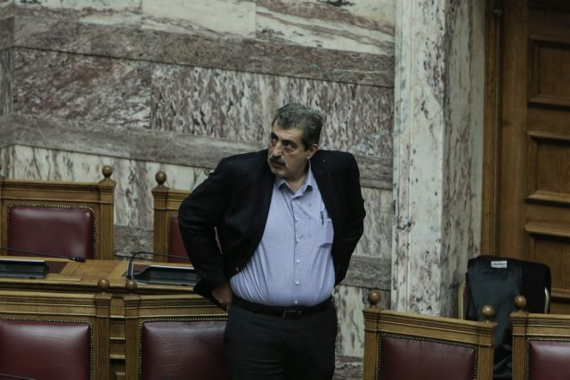Parliament to decide whether to lift Polakis' immunity | tovima.gr