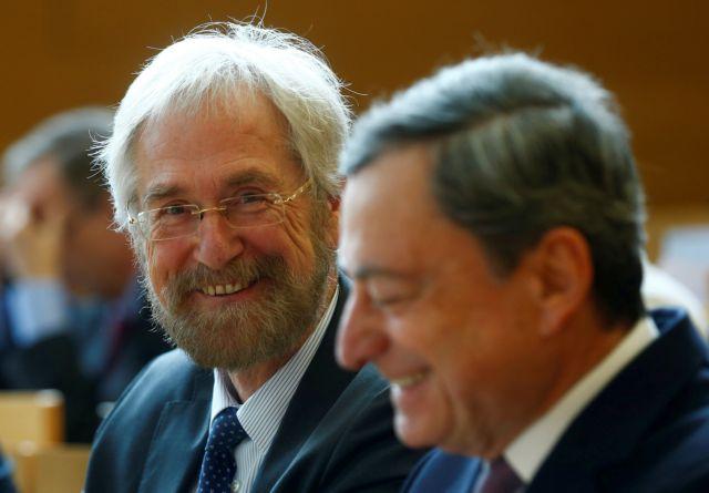 ΕΚΤ: Τα αρνητικά επιτόκια παραμένουν ισχυρό όπλο | tovima.gr
