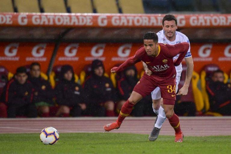Serie A : Στο -3 από την 4αδα η Ρόμα, 2-1 την Έμπολι | tovima.gr