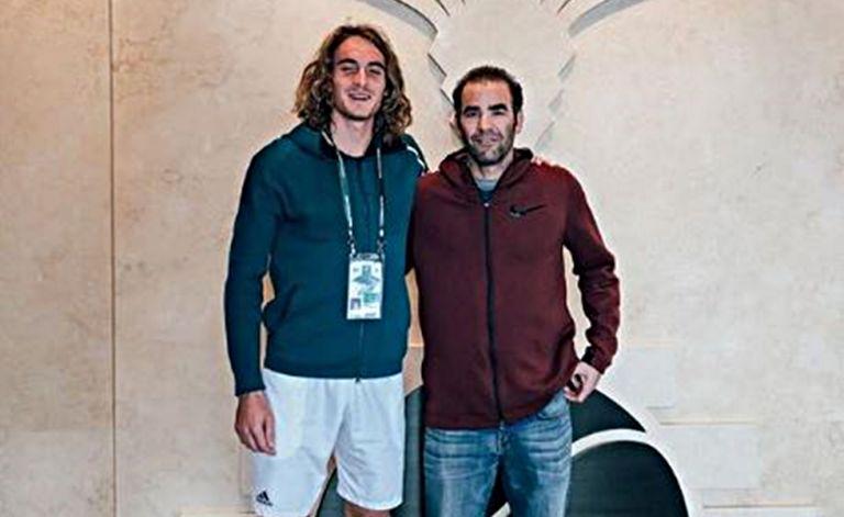 Τσιτσιπάς : Ποιος είναι ο πρώτος άνθρωπος που τον ώθησε στο τένις | tovima.gr