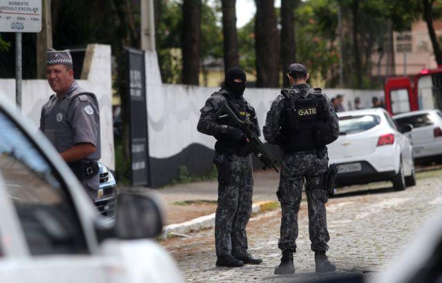 Βραζιλία: Τουλάχιστον εννέα νεκροί σε σχολείο   tovima.gr