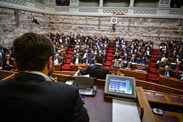 Κοινοβουλευτική Ομάδα ΣΥΡΙΖΑ: Καυγάδες μεταξύ βουλευτών | tovima.gr